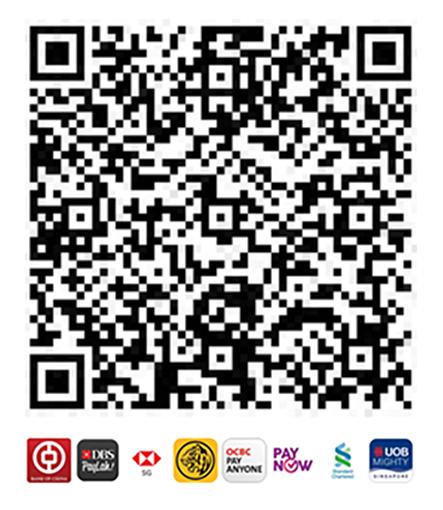 AGPC QR code