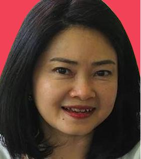 Ms Maggie Lai AGPC