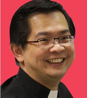 Rev Dr Steven Gan AGPC