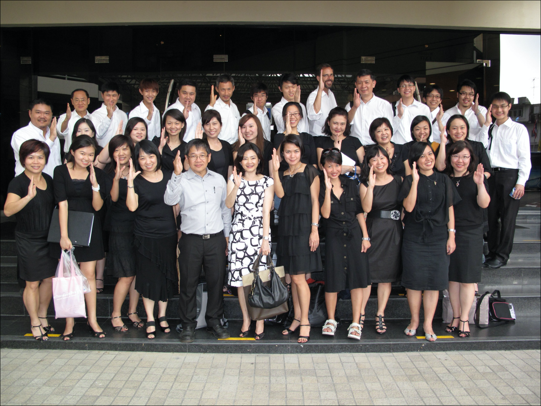Outreach to Thailand
