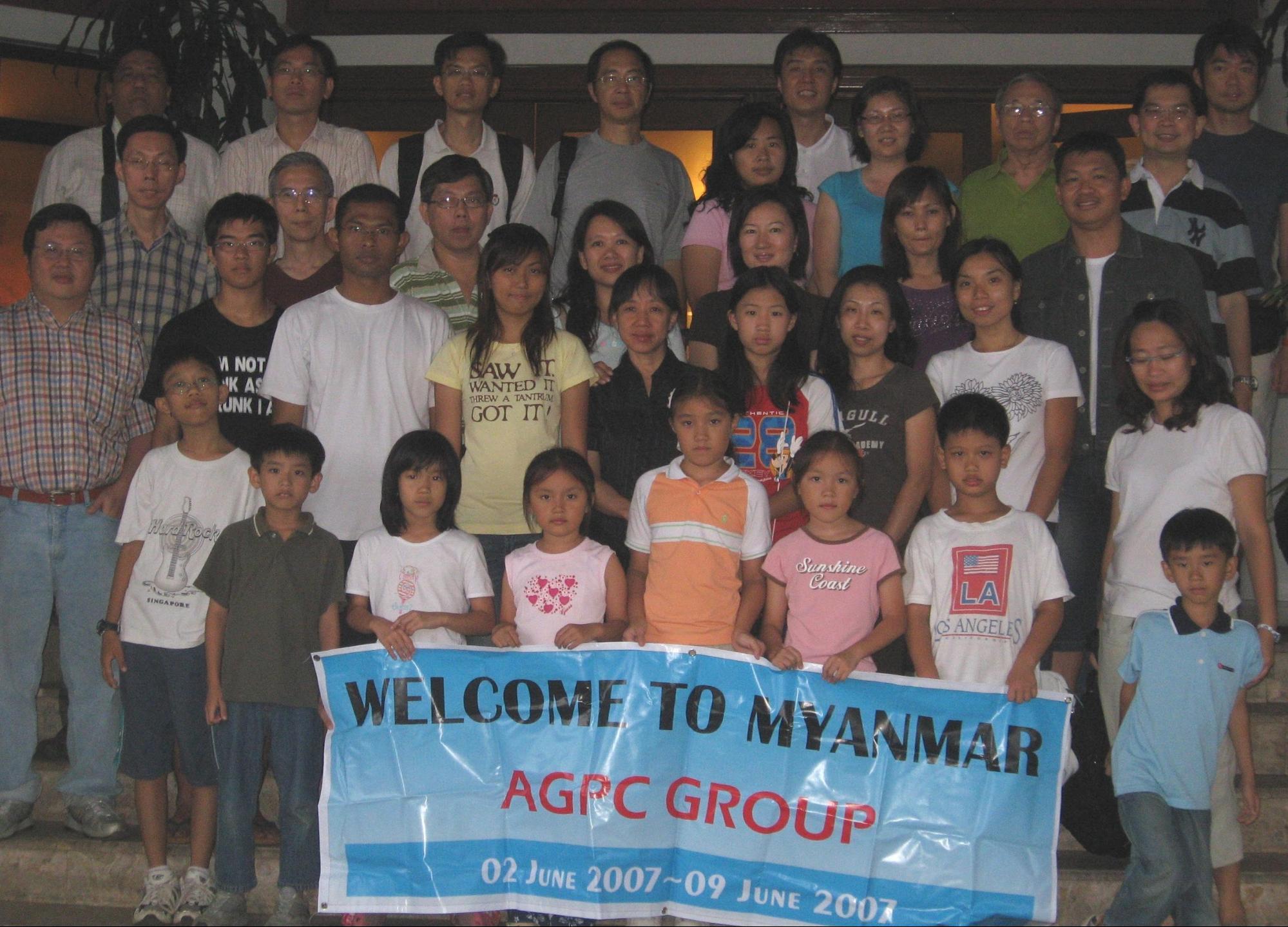 Teaching in Myanmar
